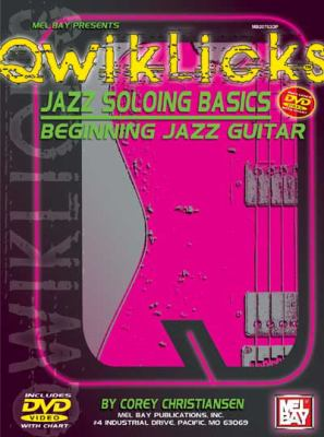 Jazz Soloing Basics: Beginning Jazz Guitar Concepts