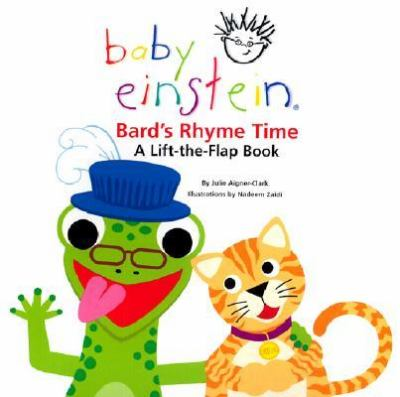 Bard's Rhyme Time A Lift-The-Flap Book