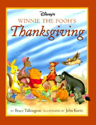 Disney's Winnie the Pooh's Thanksgiving, Vol. 1