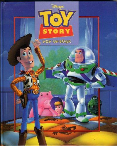 Toy Story: A Pop-Up Book (Pop-Up Book (Disney Press).)