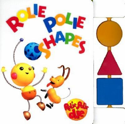 Rolie Polie Shapes Boardbook