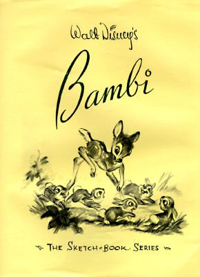 Walt Disney's Bambi: The Sketchbook Series