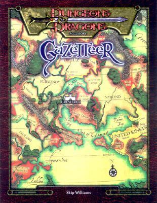 Dungeons and Dragons Gazetteer