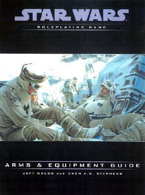 Star Wars Arms & Equipment Guide Roleplaying Game