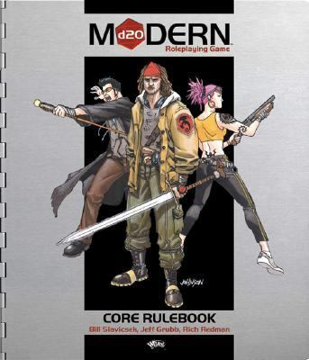 D20 Modern Roleplaying Game