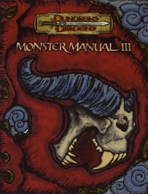 Dungeons & Dragons Monster Manual III