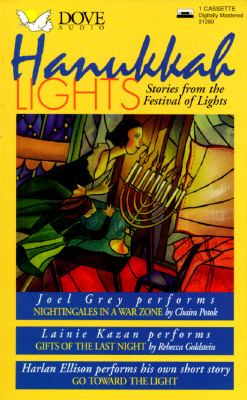 Hanukkah Lights: Stories from the Festival of Lights - Audio Dove