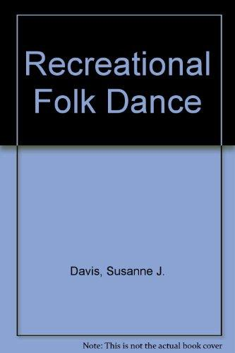 Recreational Folk Dance with CD
