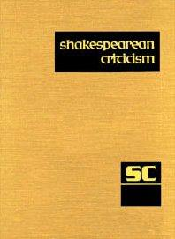 Shakespearean Criticism 53 (Shakespearean Criticism (Gale Res))