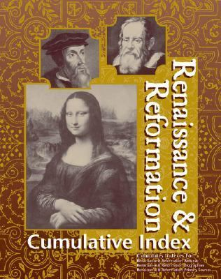 Renaissance & Reformation Reference Library Cumulative Indes