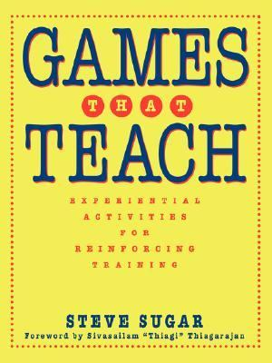 Games That Teach Experiential Activities for Reinforcing Training