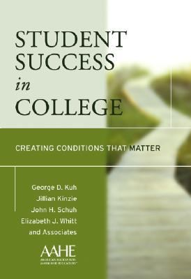 Student Success In College Creating Conditions That Matter