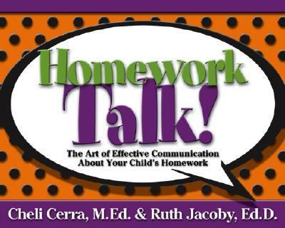 Homework Talk! The Art of Effective Communication About Your Child's Homework