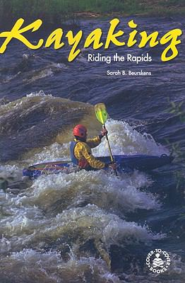 Kayaking Riding the Rapids