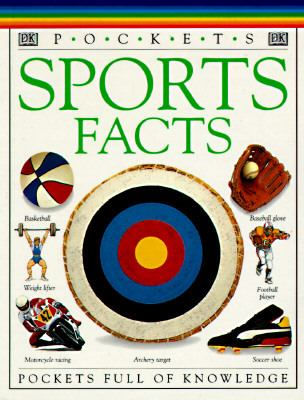 DK Pockets: Sports Facts - Norman S. Barrett - Paperback - 1st American ed