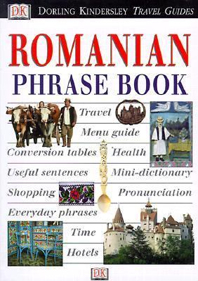 DK Eyewitness Travel Guides Romanian Phrase Book