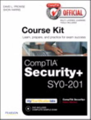CompTIA Official Academic Course Kit : CompTIA Security+ SY0-201, without Voucher