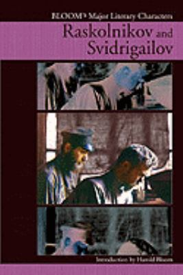 Raskolnikov and Svidrigailov