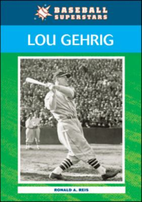 Lou Gehrig Baseball Superstars
