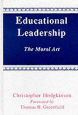 Educational Leadership:moral Art