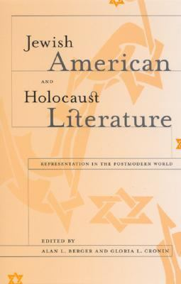 Jewish American and Holocaust Literature Representation in the Postmodern World