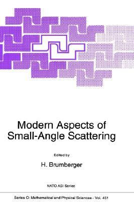 Modern Aspects of Small-Angle Scattering