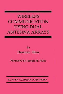Wireless Communication Using Dual Antenna Arrays