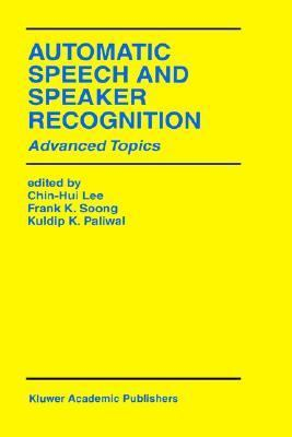 Automatic Speech and Speaker Recognition Advanced Topics