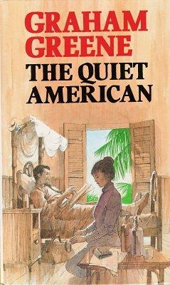 an analysis of the novel the quiet american by graham greene