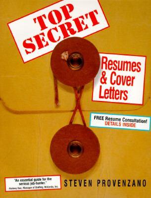 Top Secret Resumes and Cover Letters - Provenzano, Steven A. pdf epub