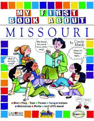 My First Book About Missouri