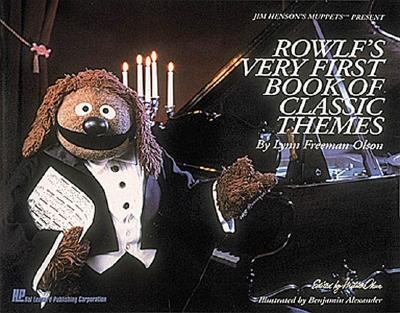 Rowlf's Very First Book of Classic Themes