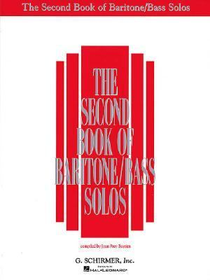 Second Book of Bariton Bass Solos