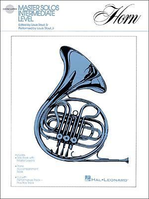 Master Solos Intermediate Level French Horn