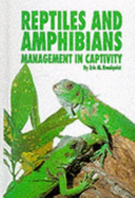 Reptiles and Amphibians Management in Captivity