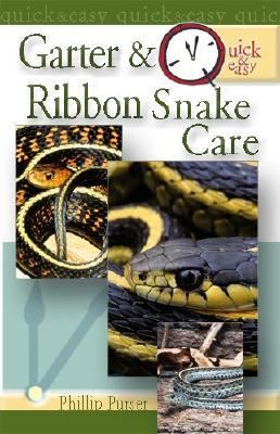 Garter and Ribbon Snake Care