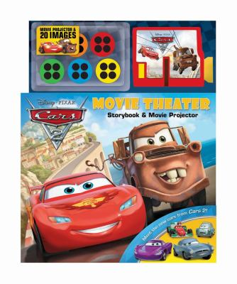 Movie Theater Vol. 2 : Storybook and Movie Projector