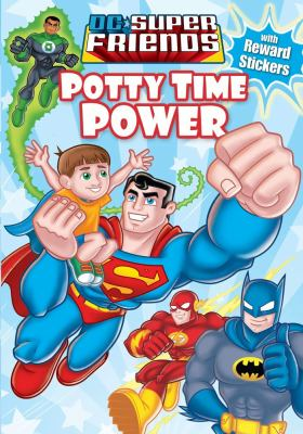 DC Super Friends Potty Power