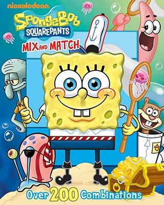 SpongeBob Mix & Match (Nickelodeon Spongebob)