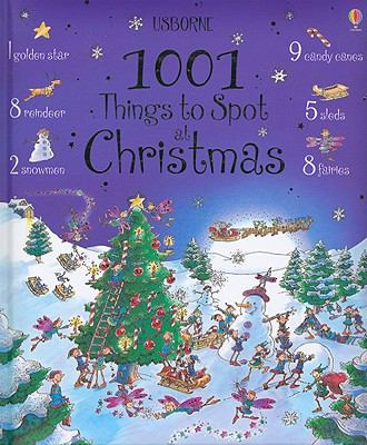 1001Things To Spot At Christmas (1001 Things to Spot Series)