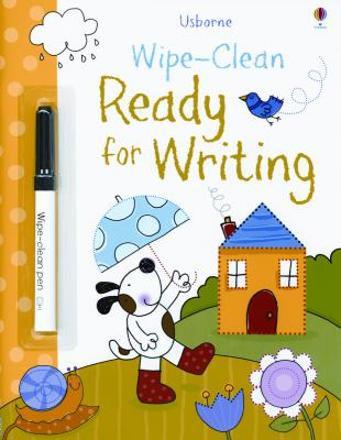Wipe Clean Ready for Writing (Wipe-Clean Books)