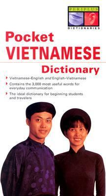 Pocket Vietnamese Dictionary Vietnamese-English and English-Vietnamest