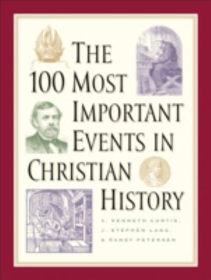 100 Most Important Events in Christian History