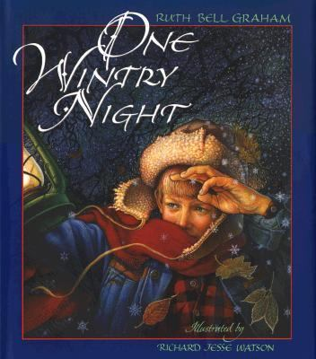 One Wintery Night - Ruth Bell Bell Graham - Hardcover