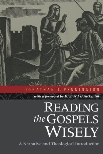 Reading the Gospels Wisely: A Narrative and Theological Introduction