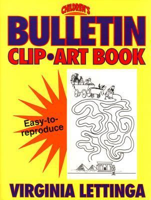 Children's Bulletin Clip-Art Book