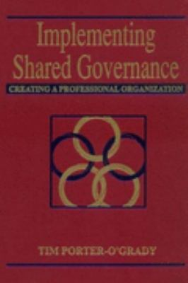 Implementing Shared Governance