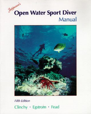 Jeppesen's Open Water Sport Diver Manual