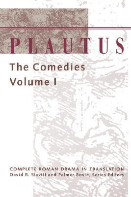 Plautus The Comedies