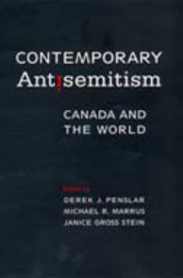 Contemporary Antisemitism Canada And The World